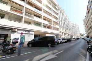 Studio Martinez Croisette Luxury and terrace 102, Апартаменты/квартиры  Канны - big - 13
