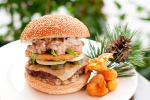 Apartamenty Mesa Grill Restaurant Cafe, Bed and Breakfasts  Dźwirzyno - big - 65
