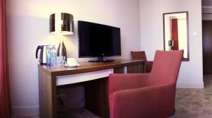 Apartamenty Mesa Grill Restaurant Cafe, Bed and Breakfasts  Dźwirzyno - big - 49