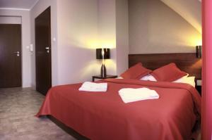 Apartamenty Mesa Grill Restaurant Cafe, Bed and Breakfasts  Dźwirzyno - big - 50
