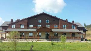 Гостиница Альпика, Шебекино