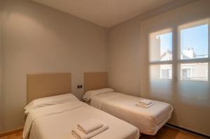 Tamarit Apartments, Ferienwohnungen  Barcelona - big - 17