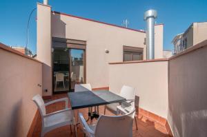 Tamarit Apartments, Ferienwohnungen  Barcelona - big - 59