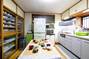 Asahi, Ferienhöfe  Fujiyoshida - big - 62