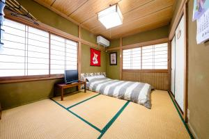 Asahi, Ferienhöfe  Fujiyoshida - big - 7