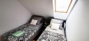Apartament Miętowy z 2 sypialniami i miejscem parkingowym