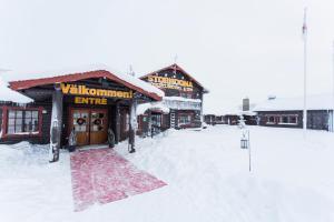 Storhogna Högfjällshotell&Spa - Accommodation - Storhågna