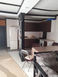 Accommodation in Koktobe