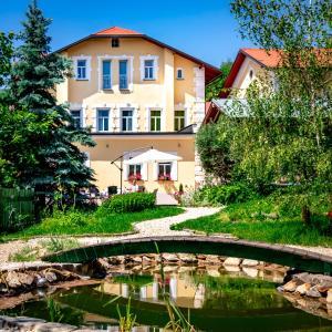4 stern hotel Boutique Hotel SwissHouse Marienbad Tschechien