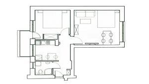 Apartment Katamaran