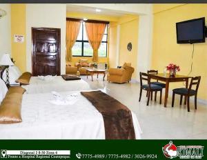 . Hotel y Restaurante Kimali-Vic