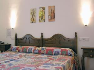 Hotel La Glorieta, Hotel  Baños de Montemayor - big - 16
