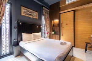 CLOUD on Saladaeng Silom Hostel Bangkok