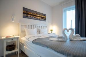 Dream Stay - Brand New Apartment with Balcony & Free Parking, Apartmány  Tallinn - big - 20