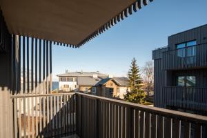 Dream Stay - Brand New Apartment with Balcony & Free Parking, Apartmány  Tallinn - big - 22