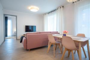 Dream Stay - Brand New Apartment with Balcony & Free Parking, Apartmány  Tallinn - big - 16