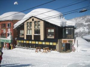 Lodge Nakajima - Hotel - Nozawa Onsen