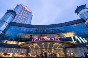 Crowne Plaza Taizhou, an IHG hotel