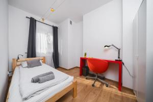 3 Bedroom In The Green Heart Of Cracow