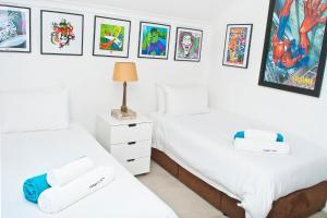 Funky Town, Hotely  Jeffreys Bay - big - 55