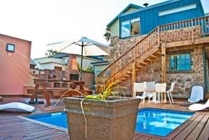 Funky Town, Hotely  Jeffreys Bay - big - 46