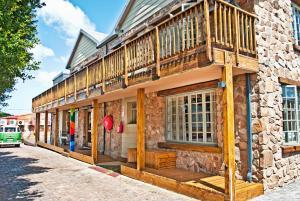 Funky Town, Hotely  Jeffreys Bay - big - 43