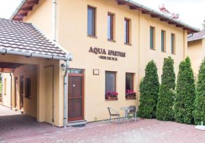 Aqua Apartman, Апартаменты  Дьюла - big - 49