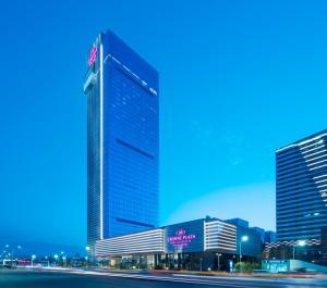 Crowne Plaza Baoji City Center, an IHG hotel
