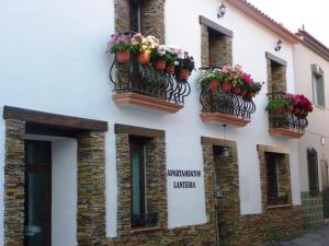 Accommodation in Lanteira