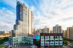 Crowne Plaza Shanghai Pudong, an IHG hotel