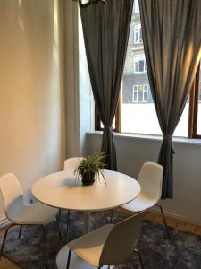 Cozy two-bedroom apartment located in the vibrant area Copenhagen Vesterbro
