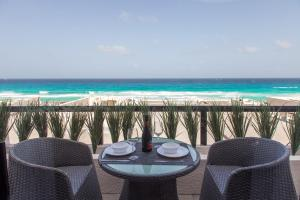 Ocean view in Cancun