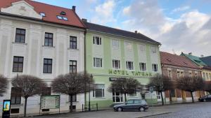 Apartmán Apartman Skalica Slovensko
