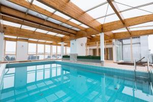 Swimming Pool Gym Parking Garage Old Mokotów