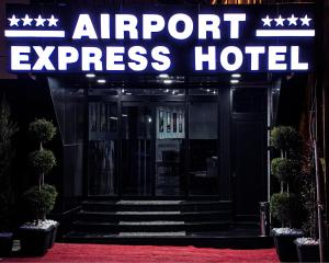 Istanbul Airport Express Hotel