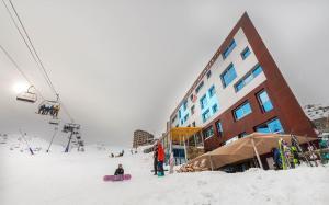 Aparthotel Olimpiades - Apartment - Pas de la Casa / Grau Roig