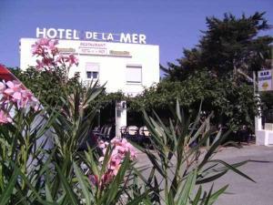 Hotel De La Mer, Szállodák  Le Barcarès - big - 14