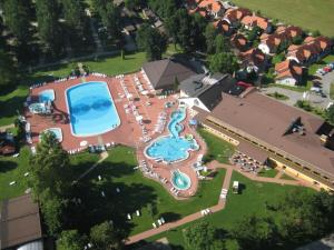 Extraordinary apartment in Terme Banovci spa resort