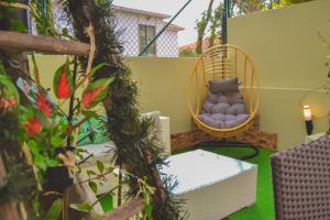 Garden in Town Hostel