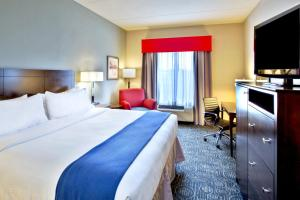 Holiday Inn Express & Suites Oak Ridge, Hotels  Oak Ridge - big - 27