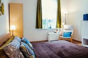 Moon Room apartments over the Vistula Krakow