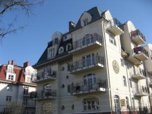 Trzy Korony Drei Kronen 3 Balkone DELUXE 60m2 TOPVIEW