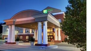 Holiday Inn Express Hotel & Suites Meridian, an IHG Hotel