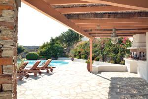 Villa Melania by Olive Villa Rentals Andros Greece