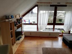 Hoernchens-Ferienwohnung, Apartmanok  Neuenkirchen - big - 20