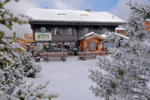 Auberge des glaciers - Hotel - La Fouly
