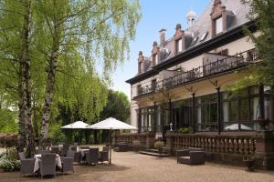 Location gîte, chambres d'hotes Hotel The Originals Domaine de Beaupré dans le département Haut Rhin 68