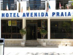 Hotel Avenida Praia, Portimão