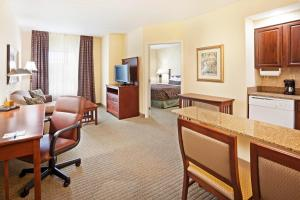 Staybridge Suites-Knoxville Oak Ridge, Отели  Ок-Ридж - big - 9