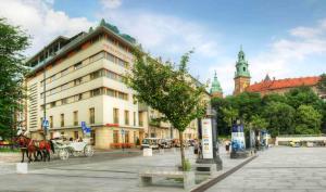 3 hvězdičkový hotel Hotel Pod Wawelem Krakov Polsko